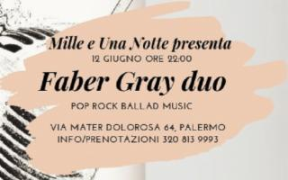 Faber Gray Live