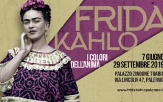 ''Frida Kahlo - I colori dell'anima'', scatti di Leo Matiz