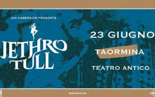 I Jethro Tull al Teatro Antico di Taormina