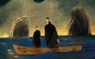 """""""La logica della lampara"""", di Cristina Cassar Scalia"""