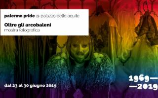 ''Al di là degli arcobaleni'', scatti di Fabio Giannetto