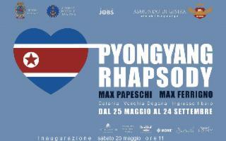 ''Pyongyang Rhapsody'', di Max Papeschi e Max Ferrigno