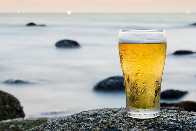 In Sicilia si fa la birra anche all'acqua di mare