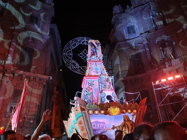 A Palermo niente Festino per il 14 luglio…