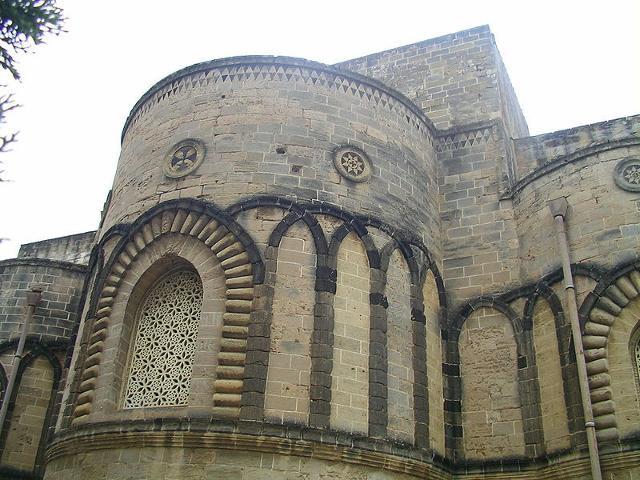 Abside della Chiesa di Santo Spirito - ph Enzian44