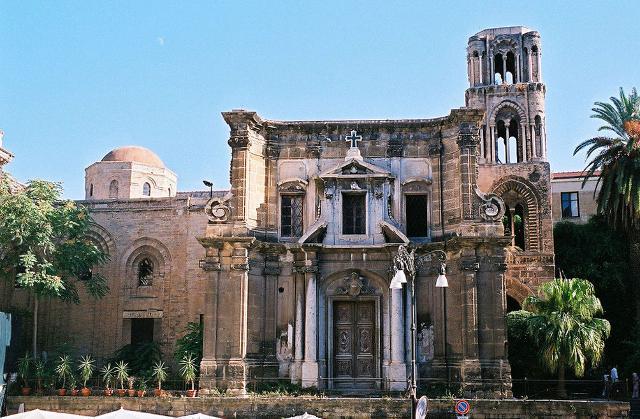 Chiesa di Santa Maria dell'Ammiraglio (La Martorana)