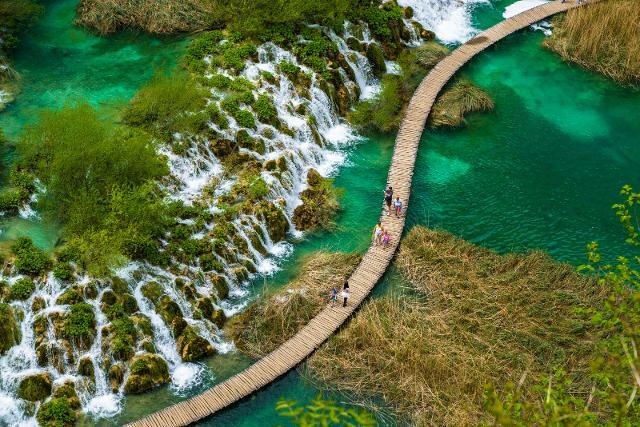 Parco naturista Koversada, in Istria