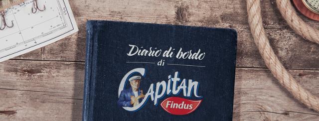 Il diario di bordo di Capitan Findus