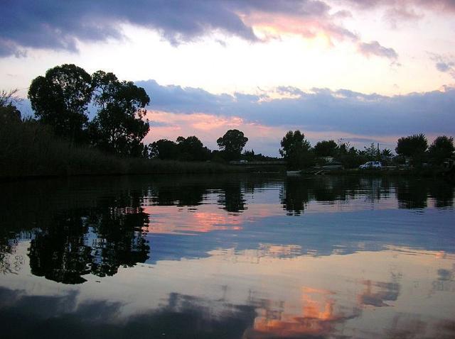 Il fiume Anapo - ph Salvo Cannizzaro