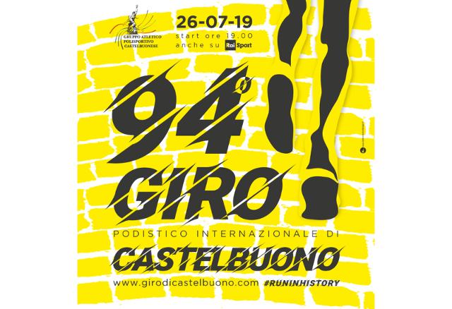"""""""Giro Podistico Internazionale di Castelbuono"""""""
