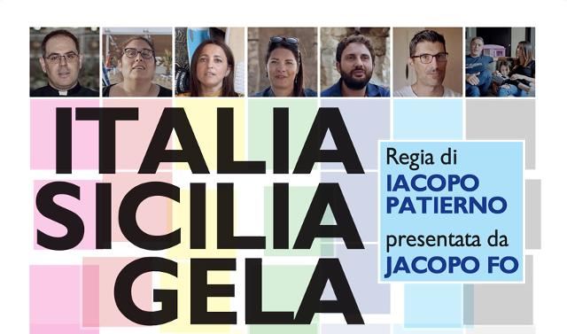 """""""Italia Sicilia Gela"""", regia di Iacopo Patierno"""