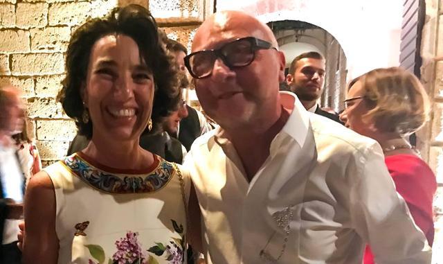 Josè Rallo e Domenico Dolce