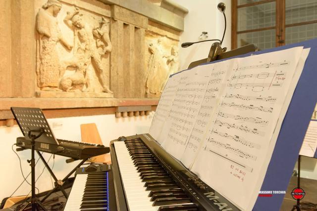 Music from Myths di Salvo Ferrara