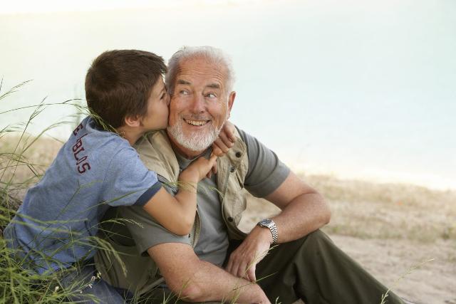 I nonni di oggi, vivono la terza età come una seconda giovinezza...