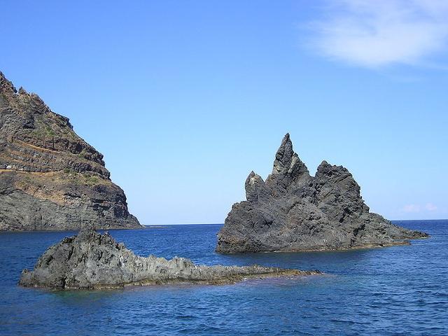 Scogli del Formaggio, Pantelleria - ph Luca Conti