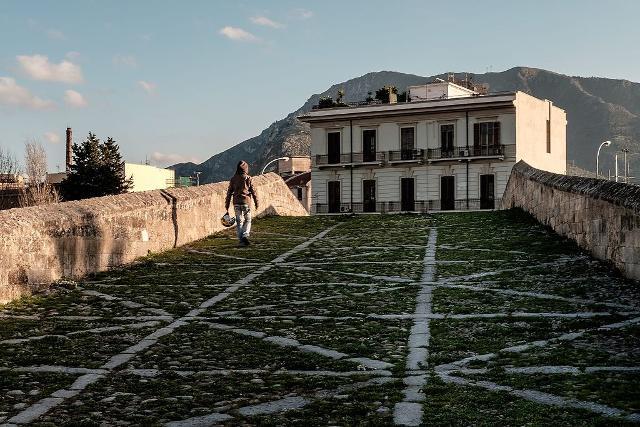 Passeggiata sul ponte, percorrendo le antiche vestigia - ph Mario Giambanco