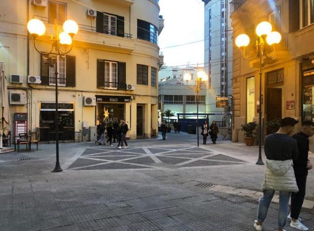 A Palermo, Piazzetta Bagnasco diventa la tecnologica Arena Bagnasco