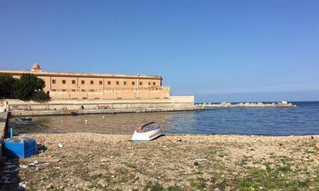 Il porticciolo di Sant'Erasmo - Palermo