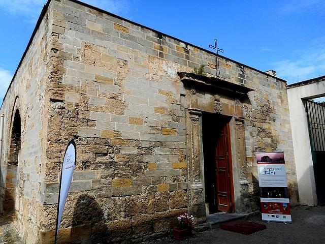 Chiesa di Santa Cristina La Vetere - ph Stendhal55