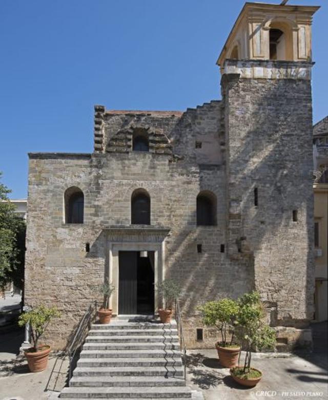 Chiesa di Santa Maria Maddalena - ph Paolo Piano CRICD
