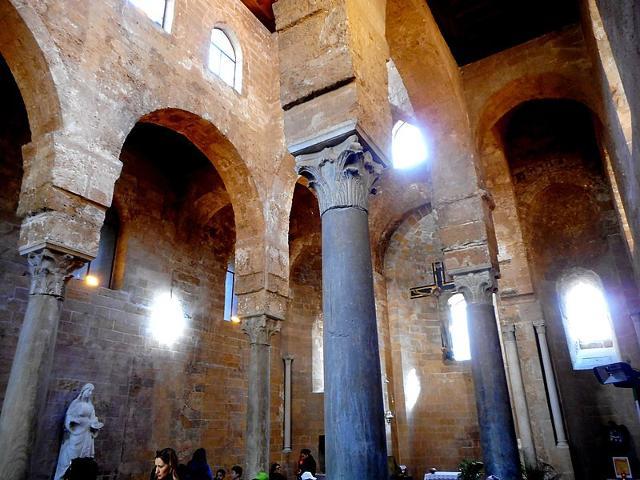 Interno della Chiesa di Santa Maria Maddalena - ph Stendhal55