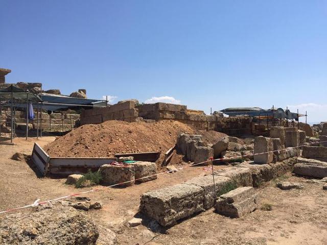 Selinunte, campagna scavi 2019