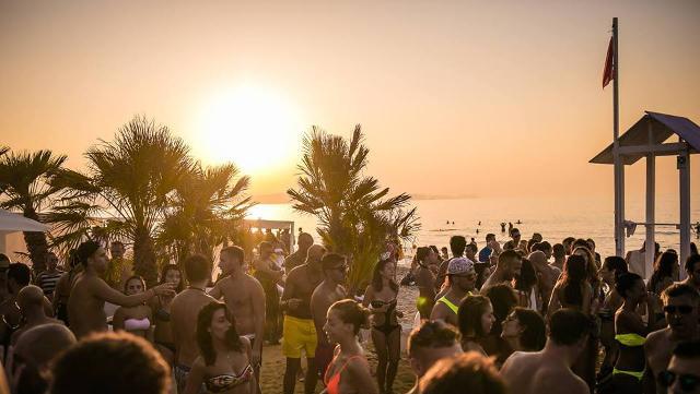 Sky and Sand Club, Campofelice di Roccella