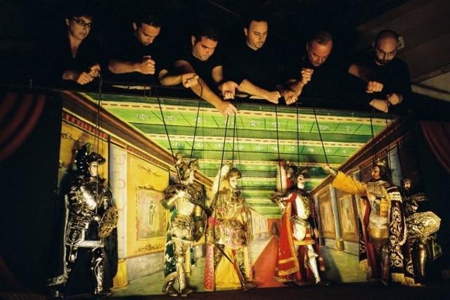 La compagnia marionettistica dei Fratelli Napoli di Catania
