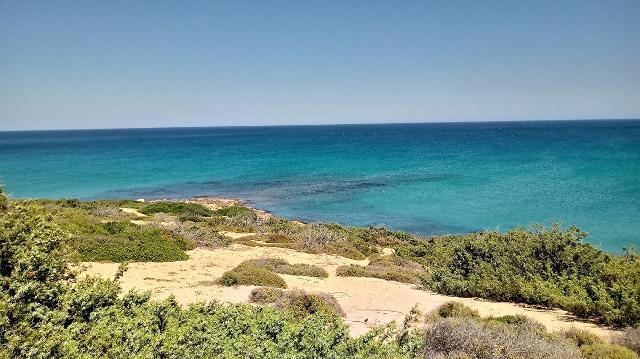 Spiaggia di Marianelli, Riserva naturale di Vendicari