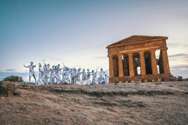 La Valle dei Templi e lo spettacolo dell'alba… e del tramonto
