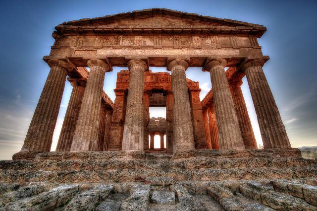 Tempio della Concordia - ph Enrico Strocchi