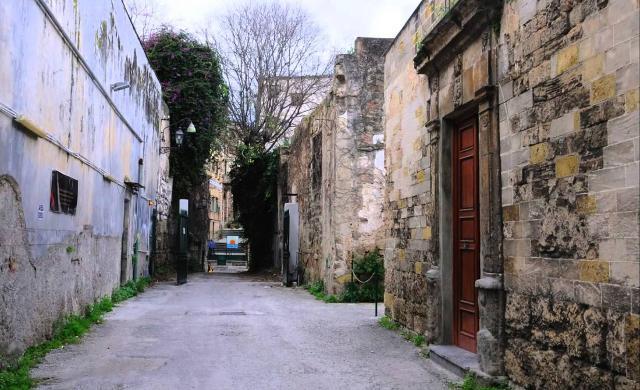 Vicolo dei Pellegrini, Palermo