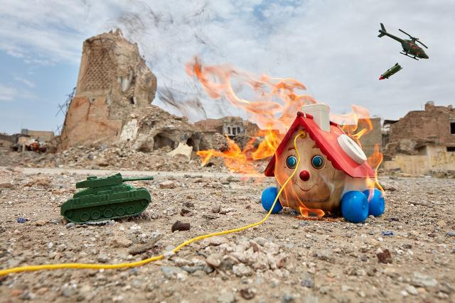 War-Toys, Brian McCarty
