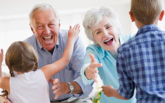 Nonni indispensabili anche in estate!