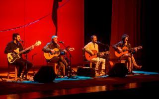 Caetano Veloso nel tour mondiale ''Ofertório''