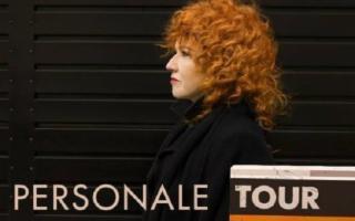 Il ''Personale Tour'' di Fiorella Mannoia