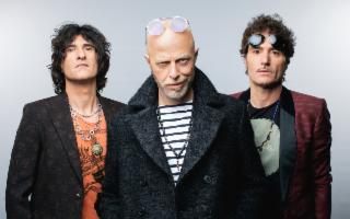 I Negrita con il ''25th Anniversary Tour''