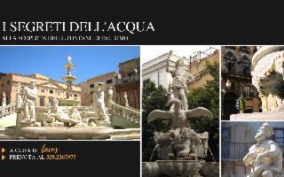 I Segreti dell'acqua alla scoperta delle fontane di Palermo