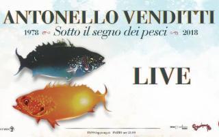 Antonello Venditti in ''Sotto il Segno dei Pesci''
