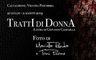 ''Tratti di donna'', di Mariella Renda e Toni Picone