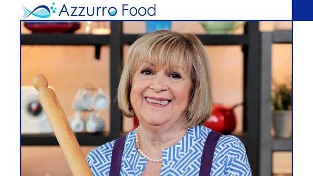 Anna Moroni ad Azzurro Food 2019