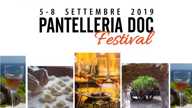 Dal 5 all'8 settembre ''Pantelleria DOC Festival'' e la Vendemmia