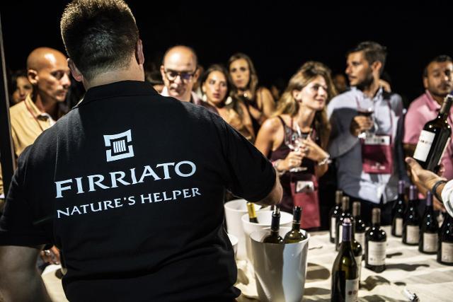 L'emozionante wine experience di Firriato comincerà alle 20.30...