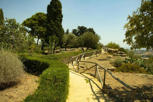 I giardini di Villa Aurea - Valle dei Templi