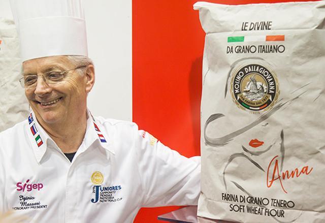 Iginio Massari e le farine LeDivine del Molino Dallagiovanna
