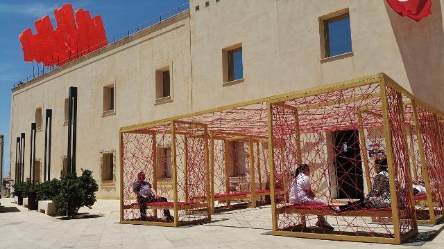 Museo della Fiducia e del Dialogo, Lampedusa