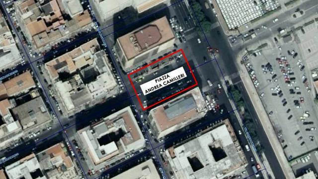 Piazza Andrea Camilleri, Palermo