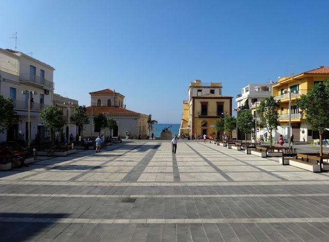Piazza Duca degli Abruzzi, Marina di Ragusa