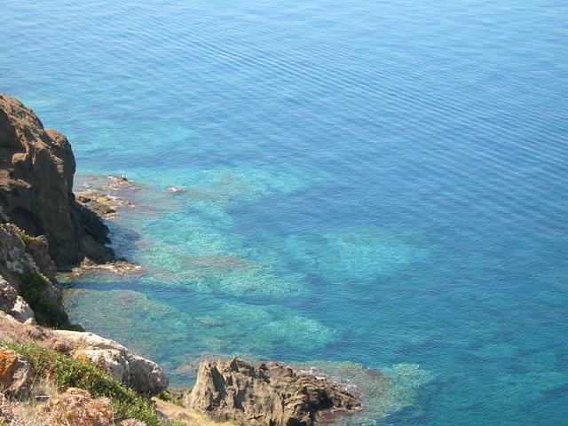 Il mare di Ustica