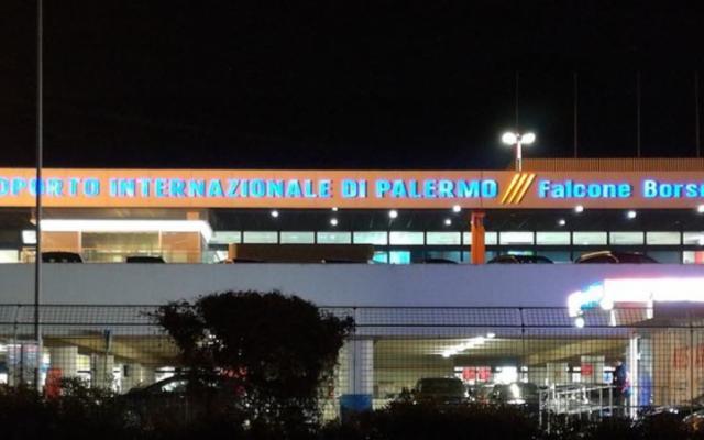 A Punta Raisi passeggeri in calo del 50%